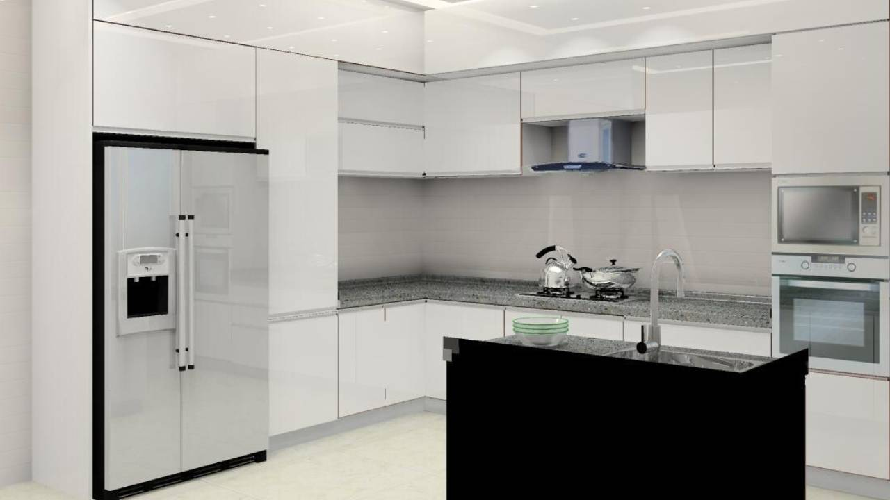 Modular Kitchen In Navi Mumbai Mumbai Premium Modular Kitchen