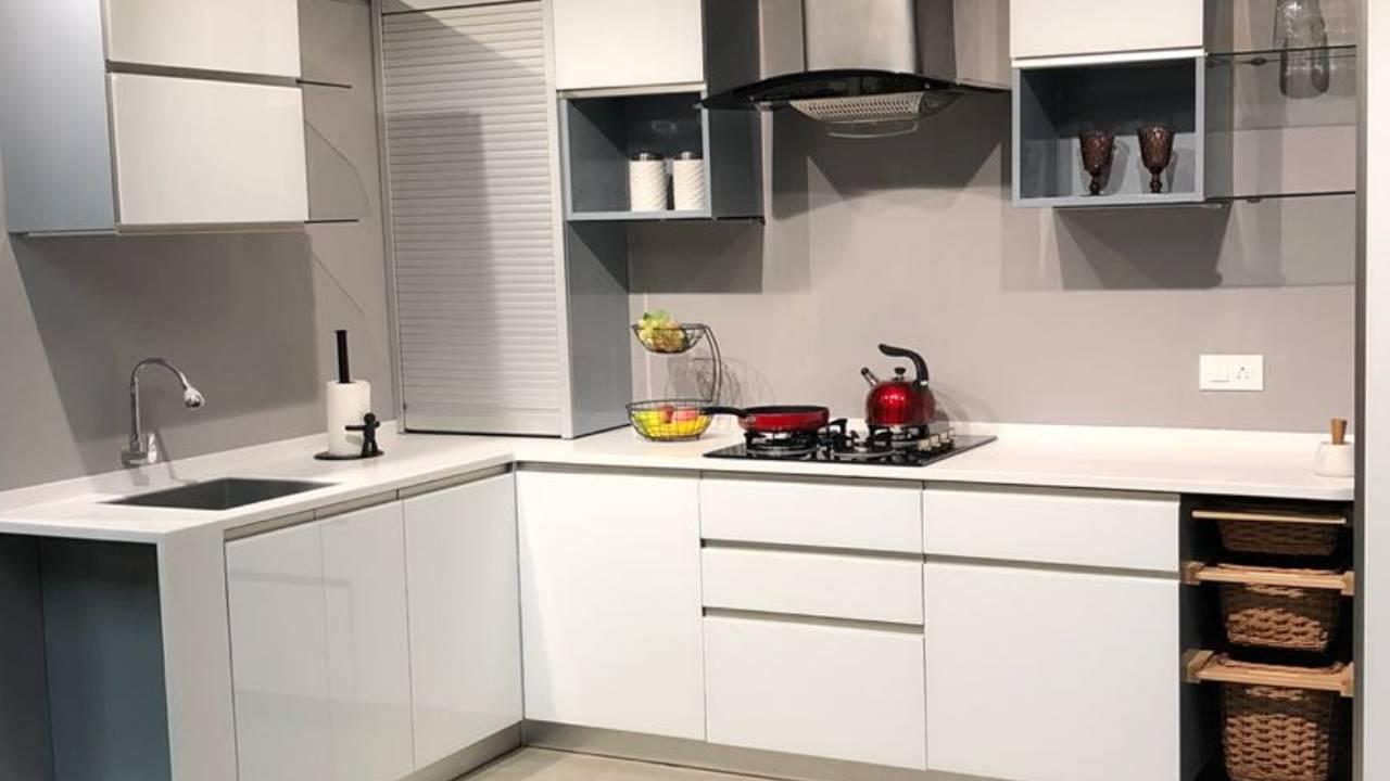 Modular kitchen in Vashi, Thane